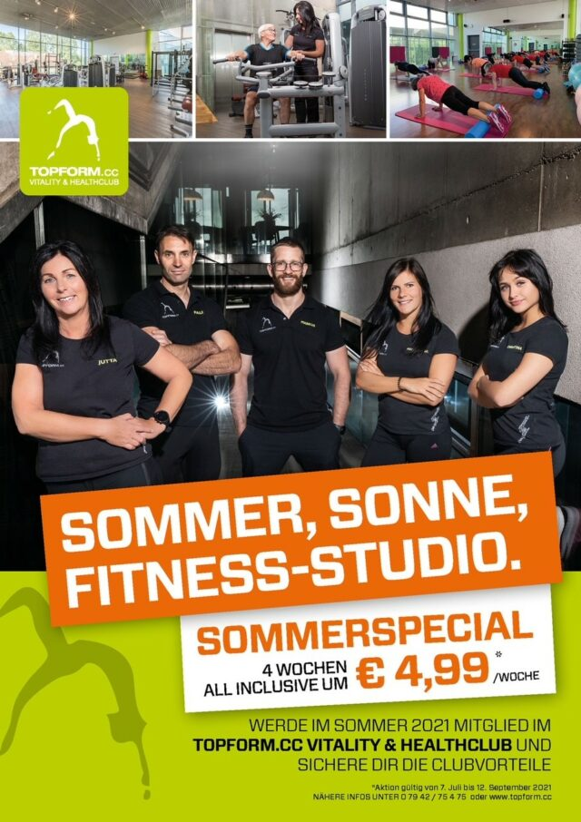 Sommerspecial 2021